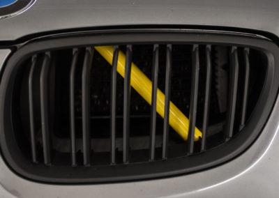 BMW Nieren Streben Gelb