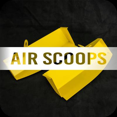 Air Scoops E90